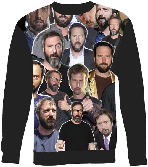 Tom Green sweatshirt