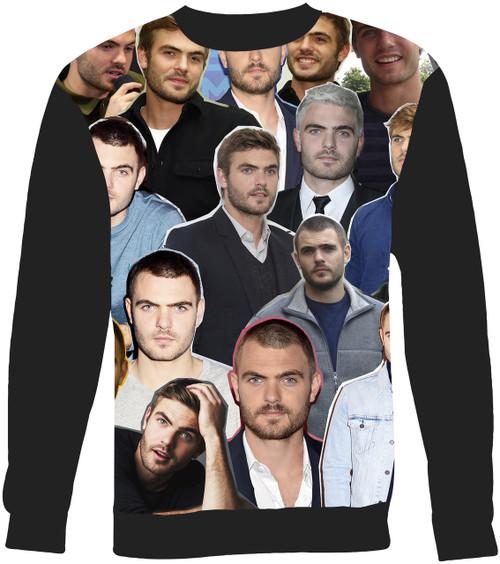Alex Roe sweatshirt