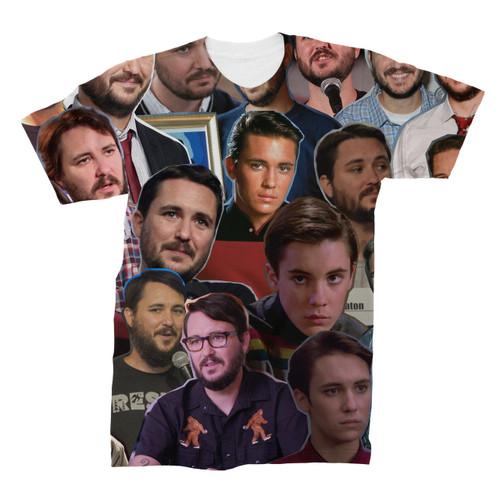 Wil Wheaton tshirt
