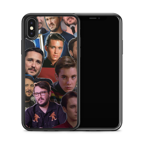 Wil Wheaton phone case x