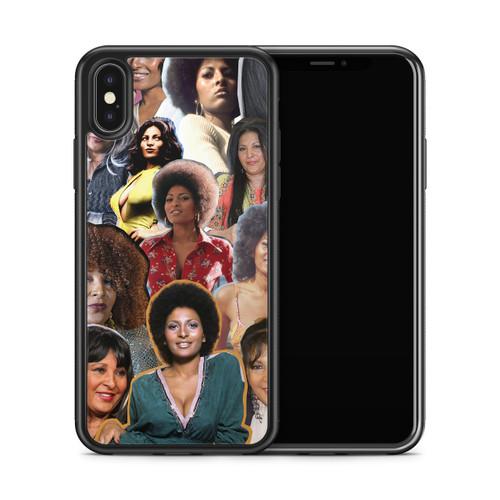 Pam Grier phone case x