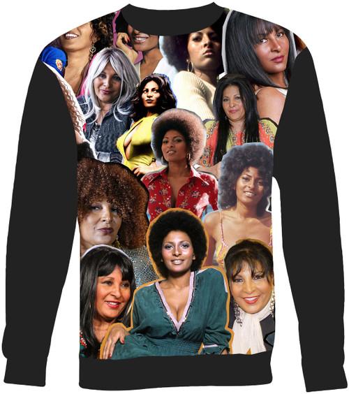 Pam Grier sweatshirt