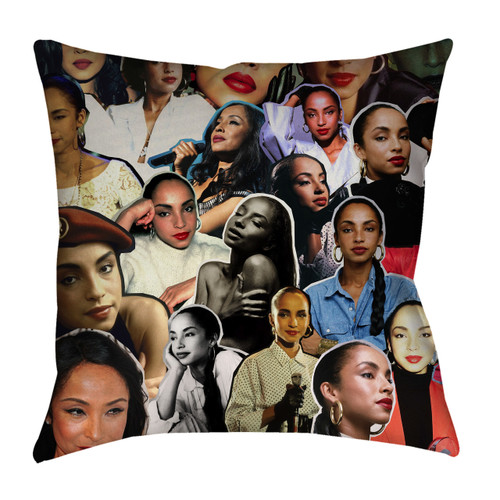 Sade pillowcase