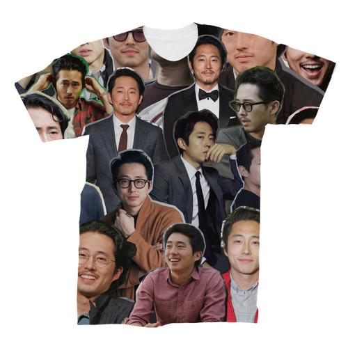 Steven Yeun tshirt