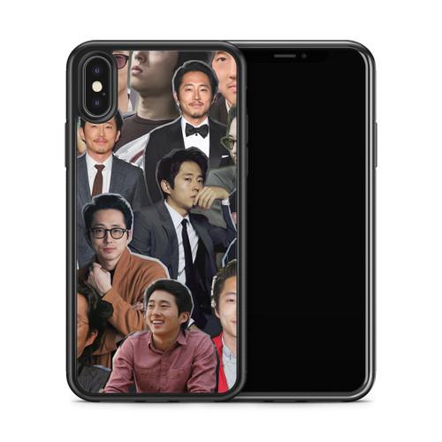 Steven Yeun phone case x