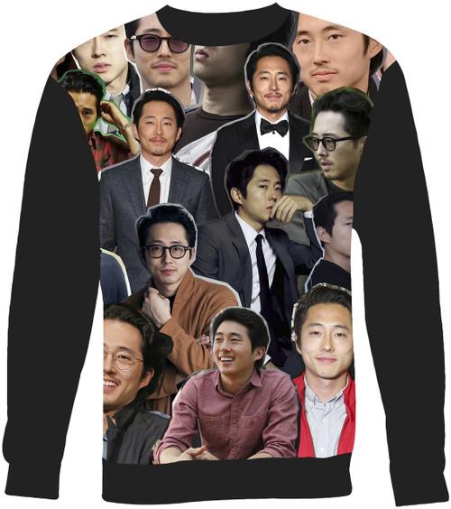 Steven Yeun sweatshirt