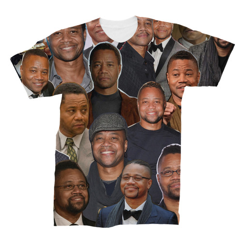 Cuba Gooding Jr. tshirt