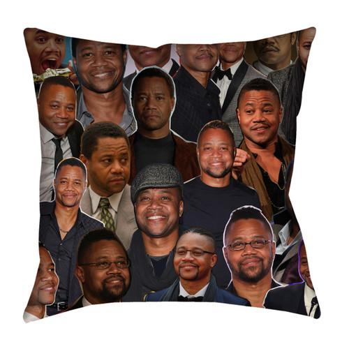 Cuba Gooding Jr. pillowcase