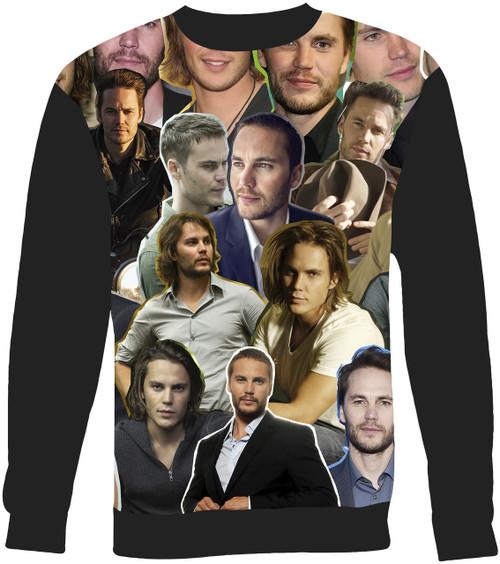 Taylor Kitsch sweatshirt