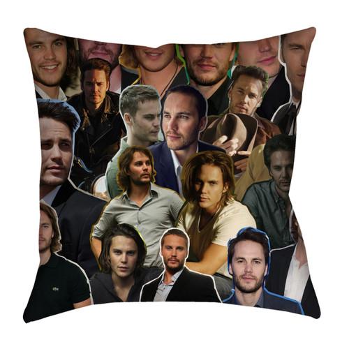 Taylor Kitsch pillowcase
