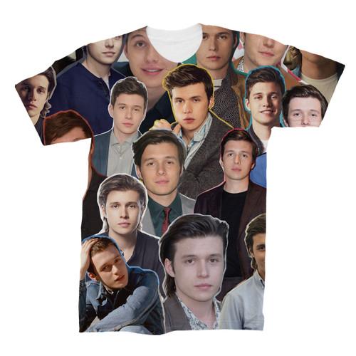 Nick Robinson tshirt