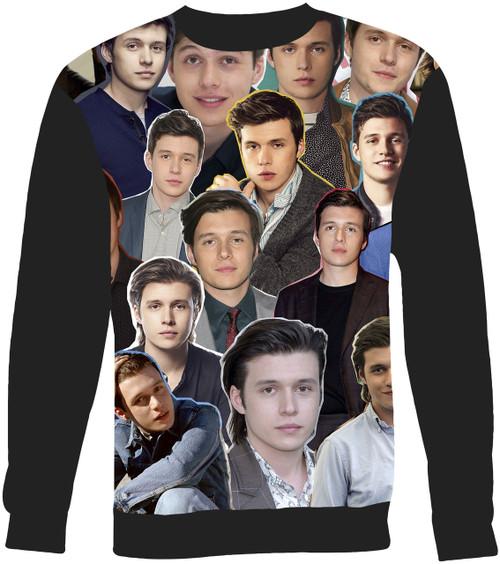 Nick Robinson sweatshirt
