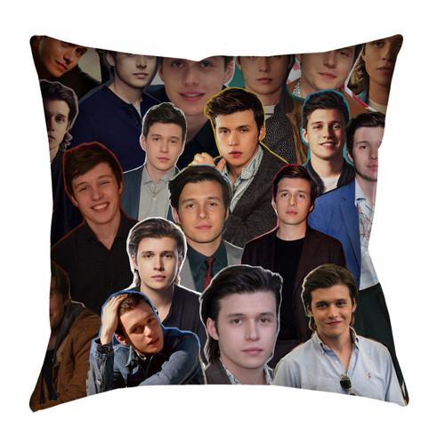 Nick Robinson pillowcase
