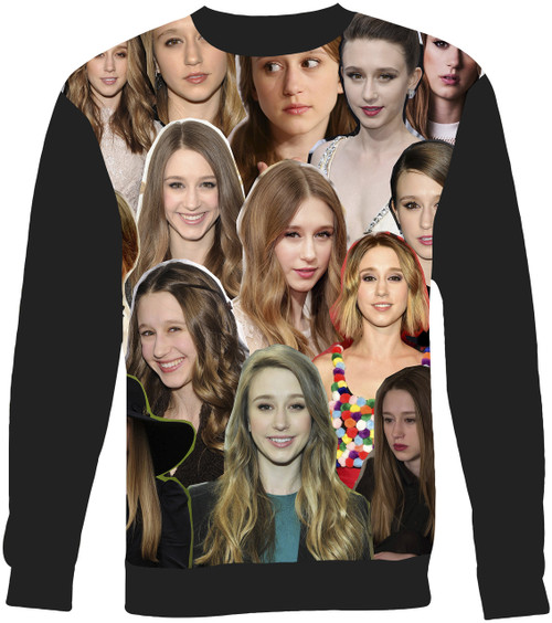 Taissa Farmiga sweatshirt