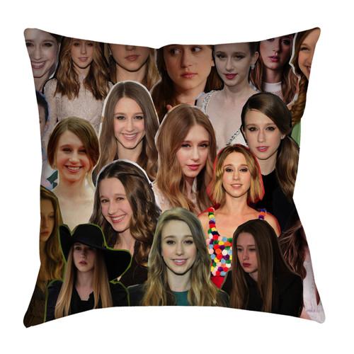 Taissa Farmiga pillowcase