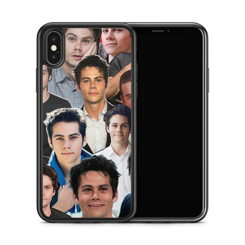 Dylan O'Brien phone case x