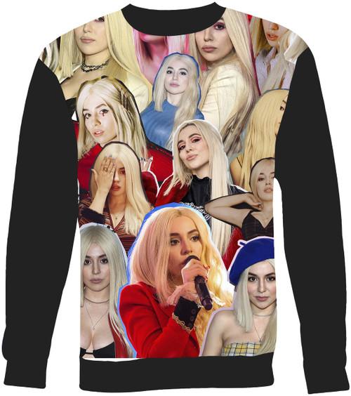 Ava Max Collage Sweater Sweatshirt