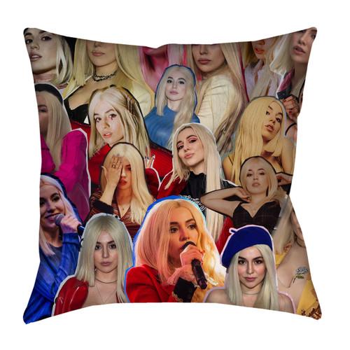 Ava Max pillowcase