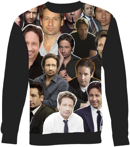 David Duchovny sweatshirt