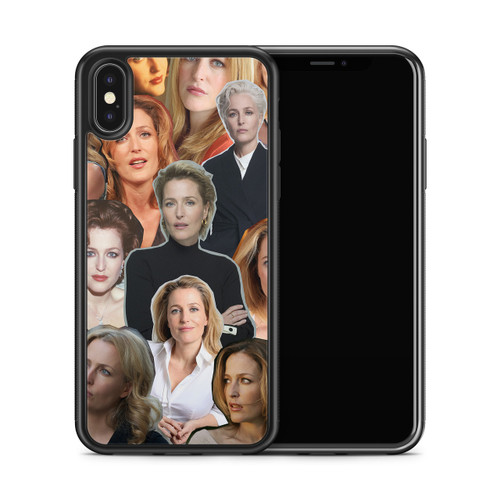 Gillian Anderson phone case x