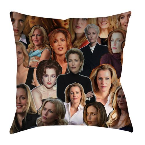 Gillian Anderson pillowcase