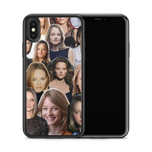 Jodie Foster phone case x
