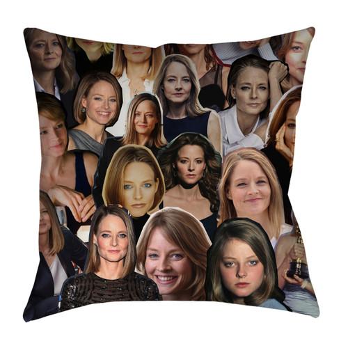 Jodie Foster pillowcase
