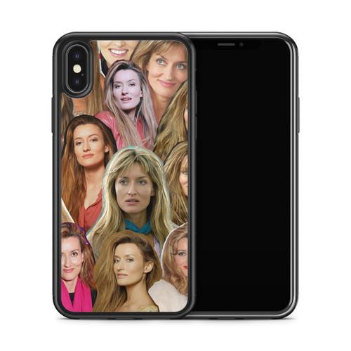 Natascha McElhone phone case x