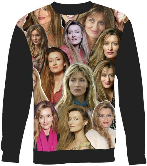 Natascha McElhone sweatshirt