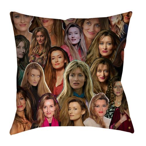 Natascha McElhone pillowcase