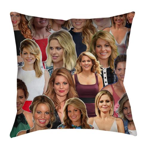 Candace Cameron Bure pillow case