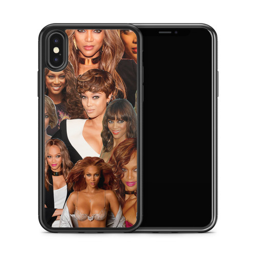 Tyra Banks phone case x
