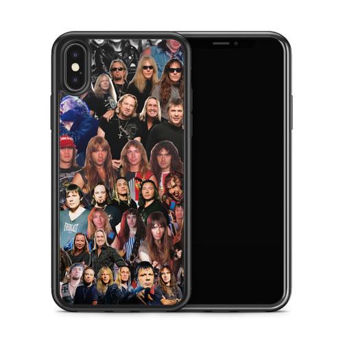 Iron Maiden phone case x