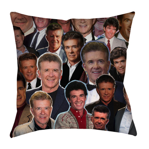 Alan Thicke pillow case