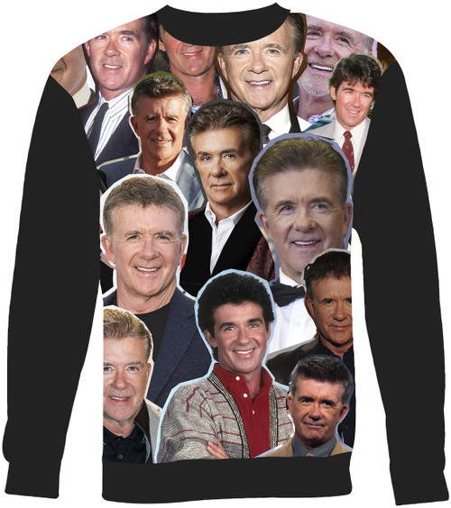 Alan Thicke sweatshirt