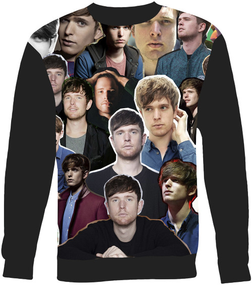 James Blake sweatshirt