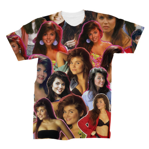 Kelly Kapowski Saved By The Bell tshirt