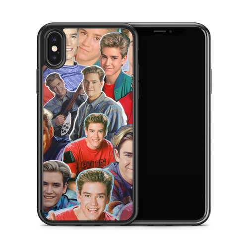 Zack Morris Saved By The Bell phone case x