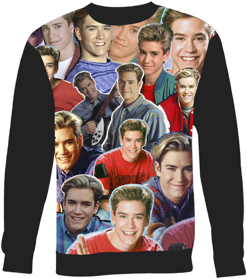 Zack Morris Saved By The Bell sweatshirt
