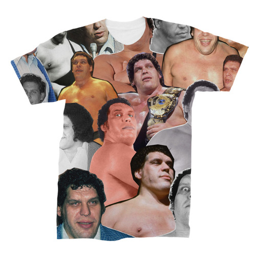 Andre The Giant tshirt
