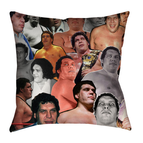Andre The Giant pillowcase