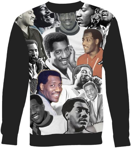 Otis Redding Collage Sweater Sweatshirt