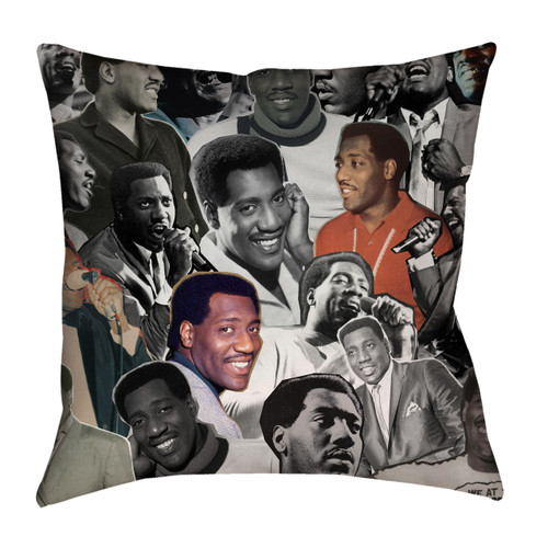 Otis Redding pillowcase
