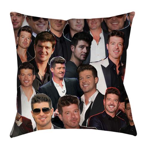 Robin Thicke pillowcase