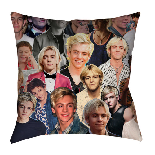 Ross Lynch pillowcase