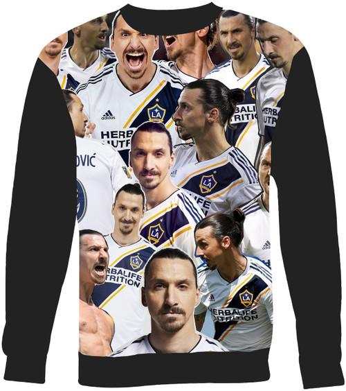 Zlatan Ibrahimovic Collage Sweater Sweatshirt