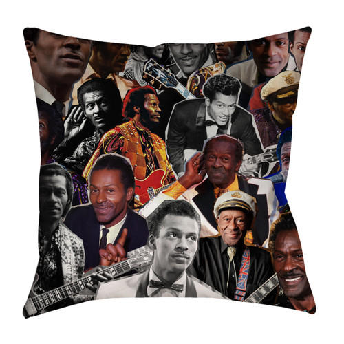 Chuck Berry pillowcase