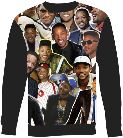 Will Smith sweatshirt