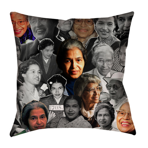 Rosa Parks pillowcase