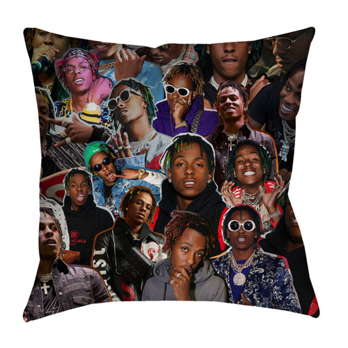 Rich The Kid pillowcase